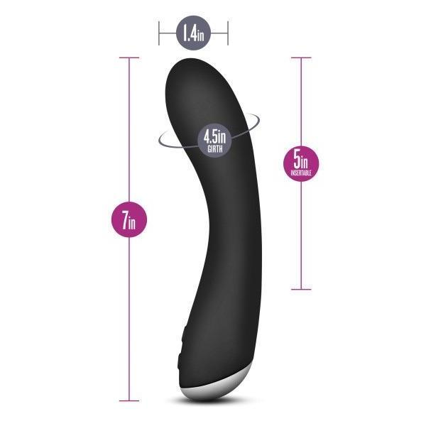 Blush Novelties Vilain Audre Soft Rechargeable G-Spot Vibrator