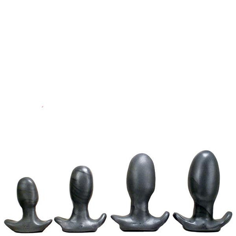 SquarePegToys® Egg Plugs SuperSoft Silicone Butt Plugs 6 Sizes  Anal Plug SquarePegToys® Peepshow Toys