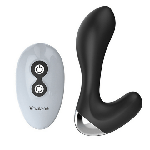 Nalone Prop Remote Control Rechargeable 7 Function Prostate Massager  Prostate Massager Nalone Peepshow Toys