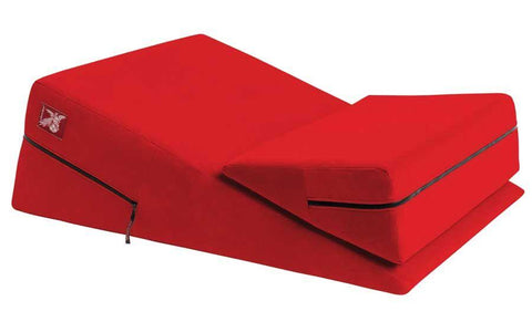 Liberator Wedge/Ramp Combo Plus Size High-Density Foam Positioning Pillow