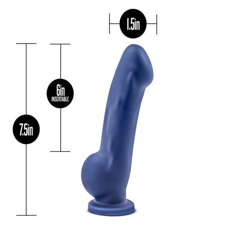 Real Nude Ergo Silicone Suction Cup Dildo by Blush Novelties - Hamilton Park Electronics