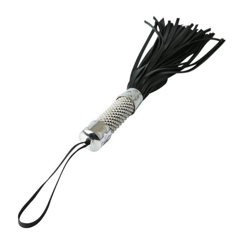 Midnight Bling Flogger by Sportsheets  flogger Sportsheets Peepshow Toys
