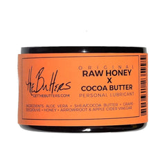 The Butters Cocoa Butter X Raw Honey Lube