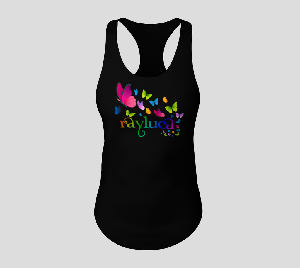 Multi-Color Rayluca Tank Top - Rayluca