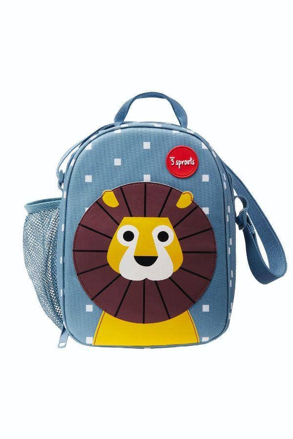 3 Sprouts Lunch Bag - Lion