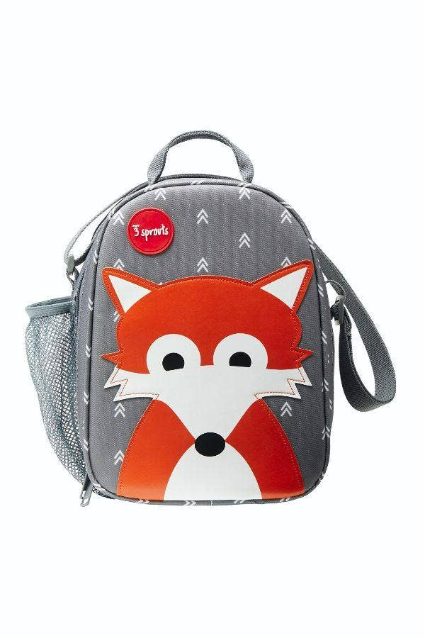 3 Sprouts Lunch Bag - Fox