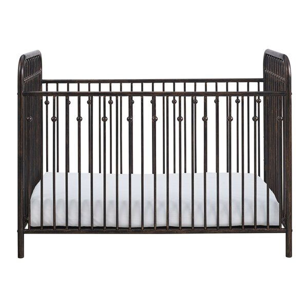 Bronze Metal Crib