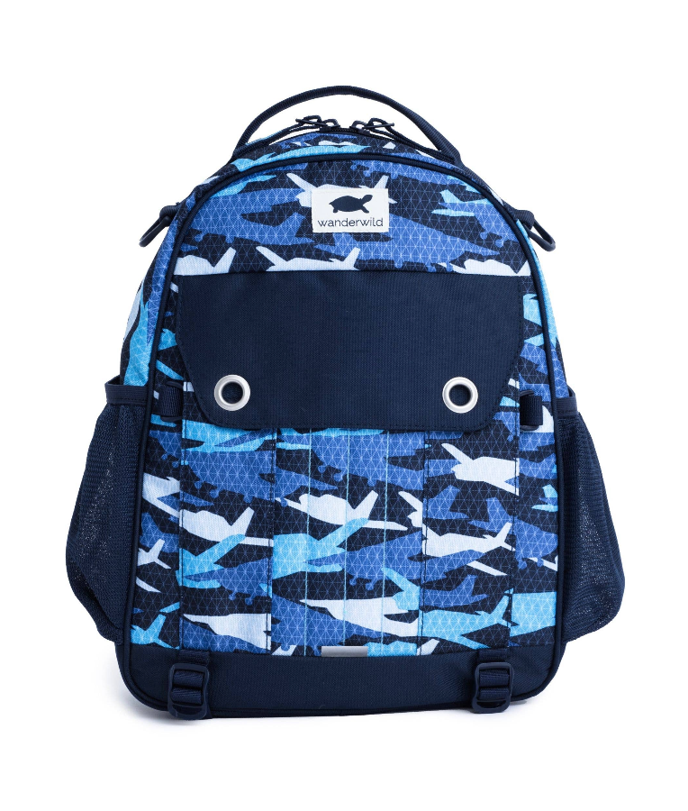The Explorer Backpack - Aviator Camo
