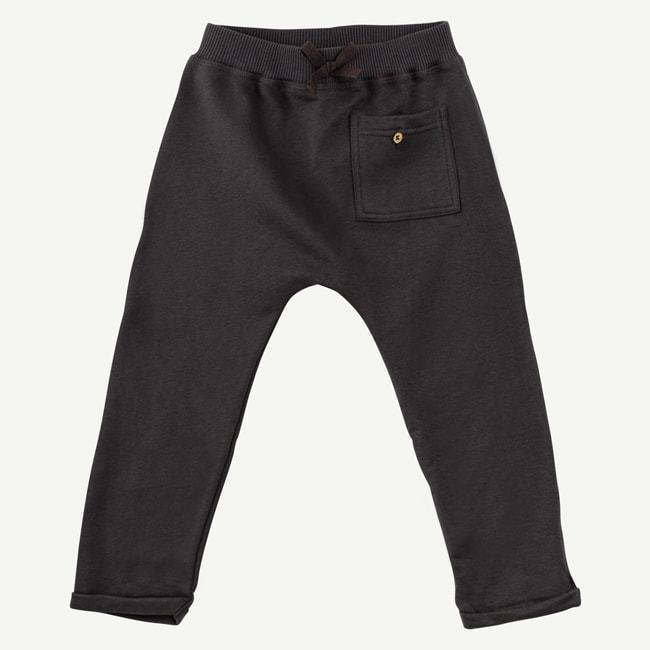 Charcoal Gray Pocket Pant