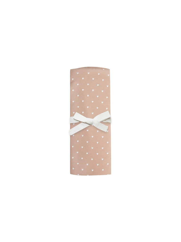 Quincy Mae Baby Swaddle - Petal