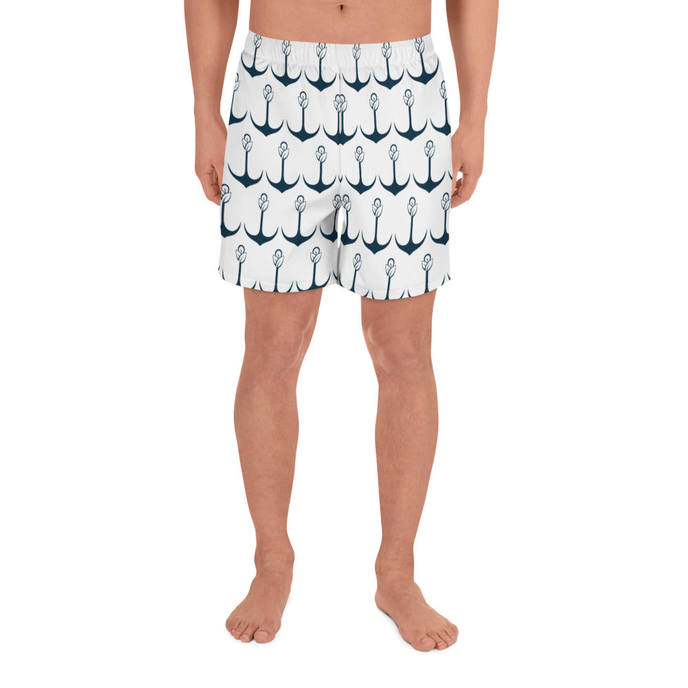 Navy Lanier Men's Shorts