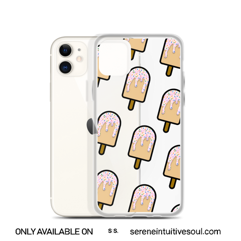 Vanilla Ice Lolly Phone Case