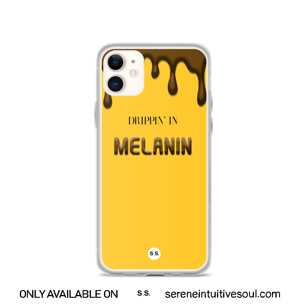 Drippin' in Melanin Phone Case