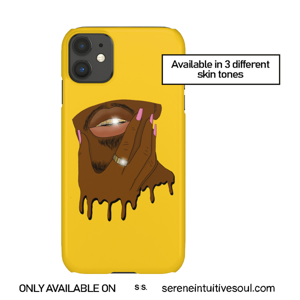 'His Grillz' Drip Phone Case
