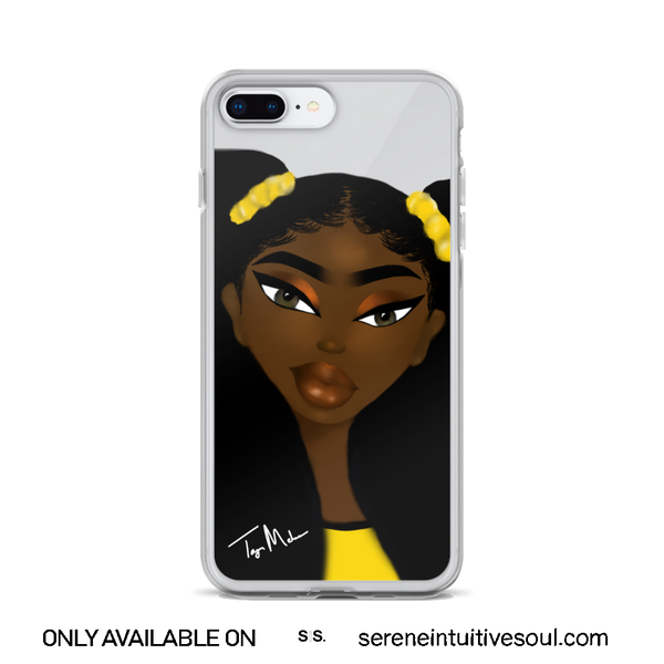 'BabyGirl' Phone Case