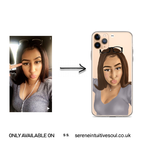 PERSONALISE ME - Phone Case
