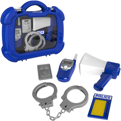 HTI Smart Police Case Accessory Set Toy Kit