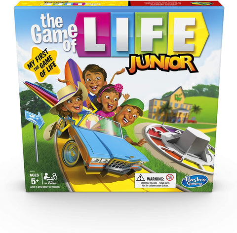 Hasbro Gaming The Game of Life Junior Board Game