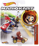 Hot-Wheels - Mario Kart Tanooki