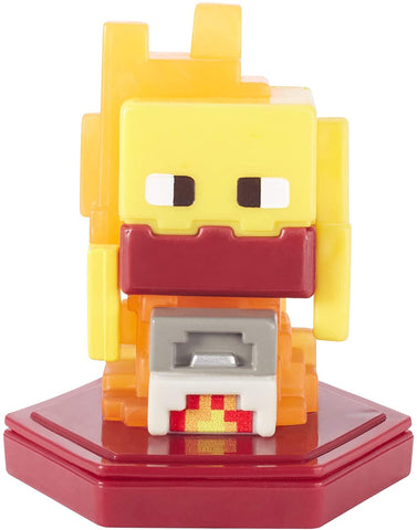 Minecraft: Earth Boost Minis - Smelting Blaze Figure