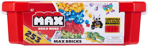 ZURU MAX Build More Building Bricks Value Set