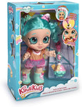 Kindi Kids 3-Year Doll, Peppa Mint Multicolored
