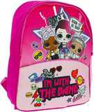 LOL Surprise - Born to Rock! School Bag for Girls