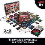 Hasbro Gaming - Monopoly Cheater's Edition