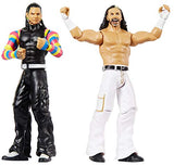 WWE Battle Pack The Hardy Boyz Action Figures