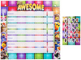 Sambro Lego Movie Reward Chart w/ Sticker 6874