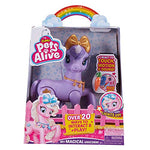 Zuru Pets Alive Unicorn Purple, 36781