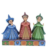 Disney Traditions Royal Guests 3 Fairies Figurine