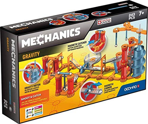 Geomag Gravity Shoot & Catch 243 Pieces, 774