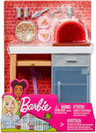 Barbie Outdoor Furniture Set, Brick Pizza Oven