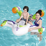 Bestway Spaceship Float Ride-On w/ Water Pistol