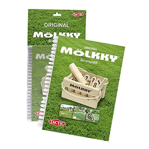 Tactic 40493 Molkky Score Pad, Mixed