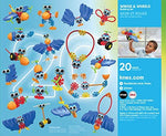 K'Nex 85619 Wings & Wheels Building Set-65 Pieces