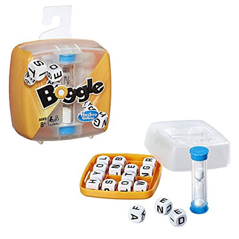 Hasbro Gaming Letter Game Boggle, C2187