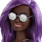 Barbie Fashionistas Doll with Purple Hair