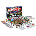 Winning Moves Stirling Monopoly Board Game