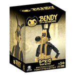 Basic Fun! Bendy Buildable Figs Boris The Wolf