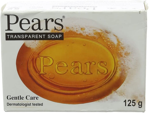 Pears Transparent Amber Soap 125g