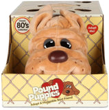 "Pound Puppies Classic 17"" Kennel-Light Brown Skin"