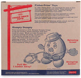 Fisher Price Classic 02186 Humpty Dumpty Pull & Walk