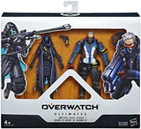 Overwatch Ultimates 2 Pack Shrike Ana & Soldier 76