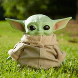 "Mattel GWD85 Star Wars 11"" Baby Yoda Soft Figure"
