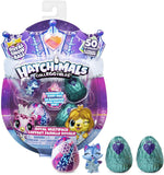 Hatchimals CollEGGtibles Royal - 4 Hatchimals & Accs