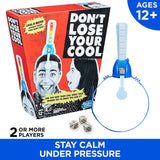 Hasbro E1845 Dont Lose Your Cool Adult Game