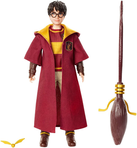 Harry Potter GDJ70 Collectible Quidditch Doll 10.5""