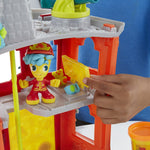 Hasbro Play-Doh Town Firehouse Playset